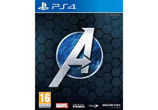 PS4 - Marvel's Avengers /D