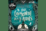 Cornelia Funke, Gulliermo del Toro - Das Labyrinth des Fauns - (MP3-CD)