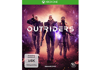 Xbox One - Outriders /D