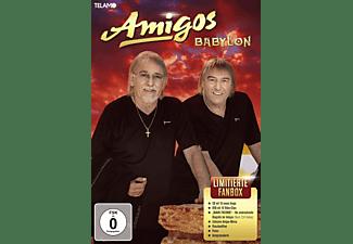 Die Amigos - Babylon (limitierte Fanbox Edition)  - (CD + DVD Video)