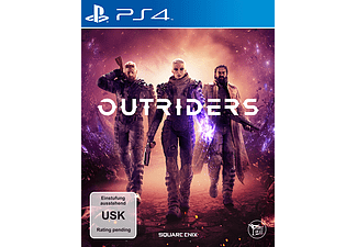PS4 - Outriders /D
