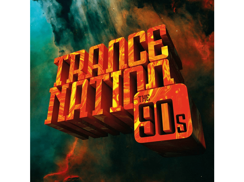 VARIOUS - Trance Nation-The 90s [CD]