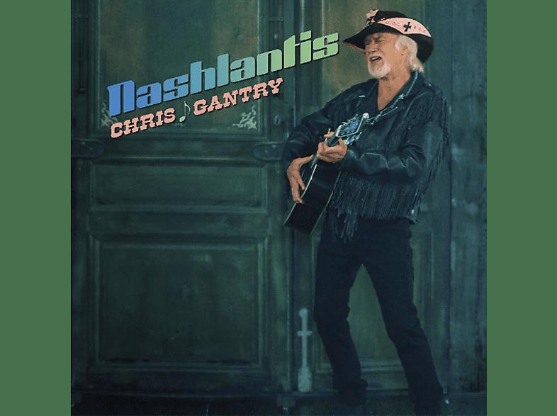 Chris Gantry - Nashlantis [Vinyl]