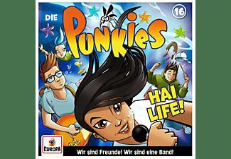 Die Punkies - 016/Hai Life!  - (CD)