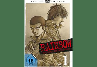 Rainbow: Die Sieben von Zelle Sechs - Vol.1 DVD