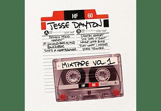 Jesse Dayton - Mixtape Vol.1  - (CD)
