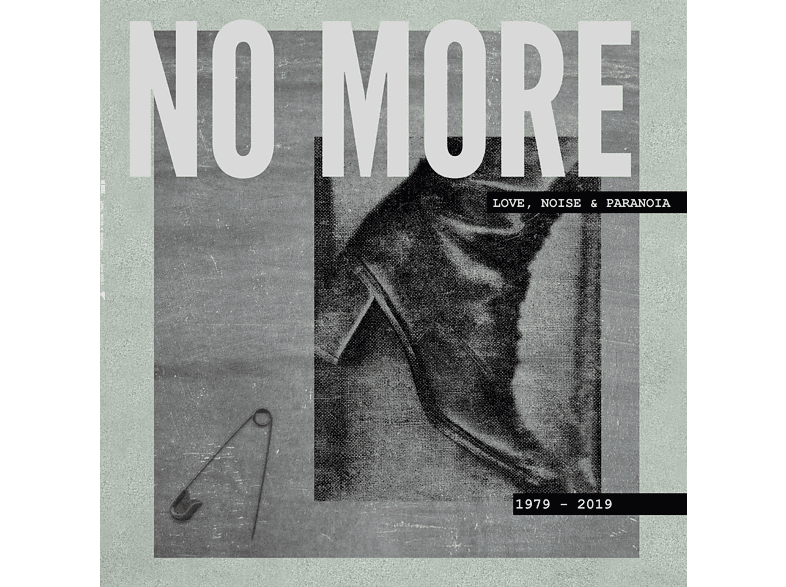 No More - Love,Noise & Paranoia [CD]