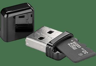 GOOBAY Kartenlesegerät für Micro SD Speicherkarten Kartenlesegerät