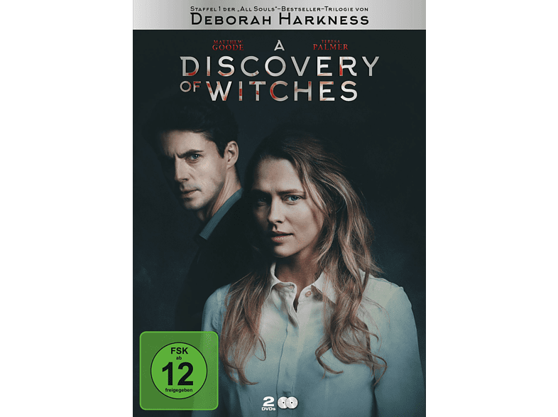 A Discovery of Witches - Staffel 1 [DVD]