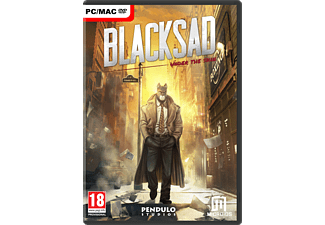 PC/Mac - Blacksad: Under the Skin - Limited Edition /D