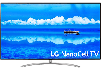 LG 55SM9800PLA NanoCell Smart LED televízió, 139 cm, 4K Ultra HD, HDR, webOS ThinQ AI