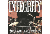 Integrity - Those Whoe Fear Tomorrow (Clear Red Vinyl) [Vinyl]