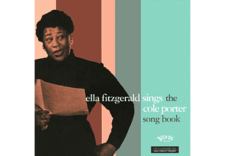 Ella Fitzgerald - Sings The Cole Porter Song Book Vinyle