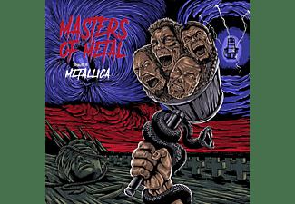 VARIOUS - Masters Of Metal-Tribute To Metallica (LP)  - (Vinyl)