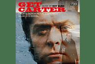 Roy Budd - Get Carter (3CD Deluxe Hardback Book Edition) [CD + Buch]