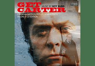 Roy Budd - Get Carter (3CD Deluxe Hardback Book Edition)  - (CD + Buch)