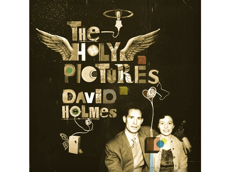 David Holmes - The Holy Pictures (180gr.Vinyl Edition+MP3) [LP + Download]