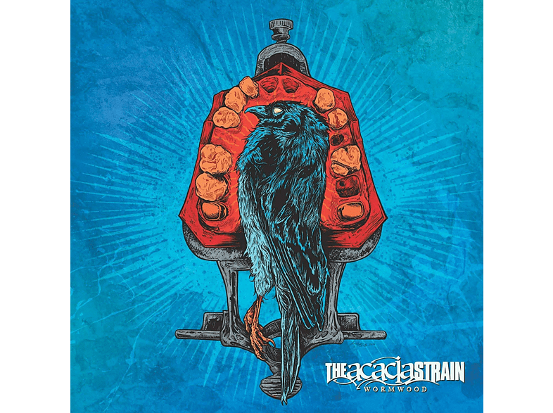 The Acacia Strain - Wormwood (Orange Splatter) [Vinyl]