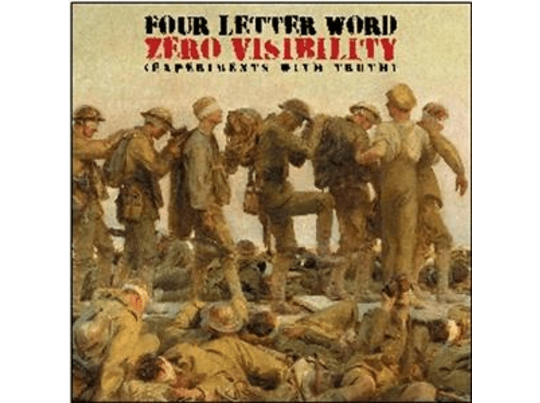 Four Letter Word - Zero Visibility (Experiments With Truth) [Vinyl]
