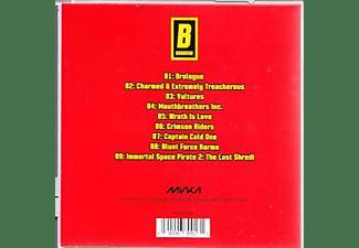 Bokassa - Crimson Riders (Digipack)  - (CD)