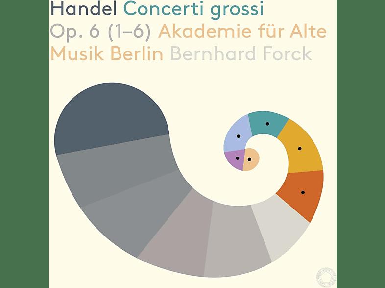 Akademie Für Alte Musik Berlin - Händel: Concerti grossi op.6 (1-6) [SACD Hybrid]