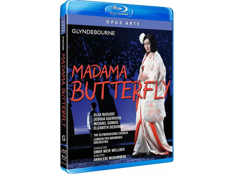 VARIOUS - Madama Butterfly (Glyndebourne) [Blu-ray] [Blu-ray]