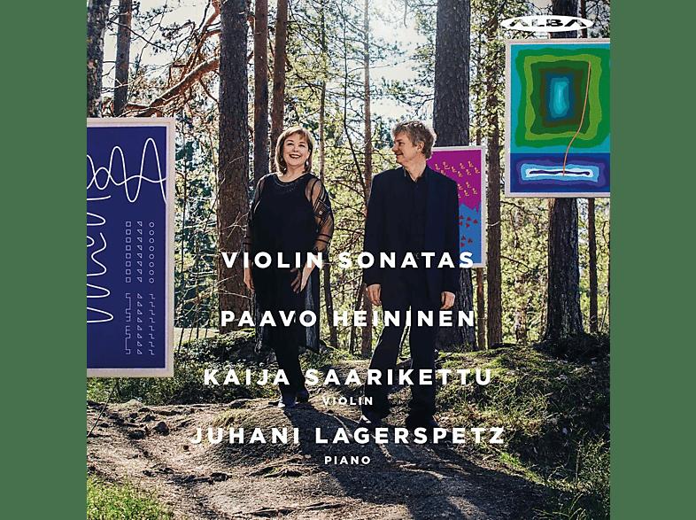 Kaija Saarikettu, Juhani Lagerspetz, VARIOUS - Violinsonaten [CD]