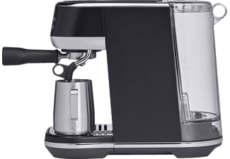SAGE Espressomaschine the Bambino Plus in Schwarz SES500BTR4EEU1