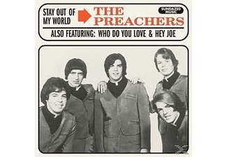 Preachers (usa) - 7-STAY OUT OF MY WORLD  - (Vinyl)
