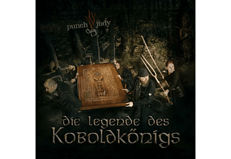 Punch 'n' Judy - Koboldkönig  - (CD)