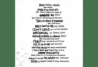 Ed Sheeran - No.6 Collaborations Project  - (CD)