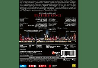 Gal/debus/wiener Symphoniker James - Beatrice Cenci [Blu-ray]  - (Blu-ray)