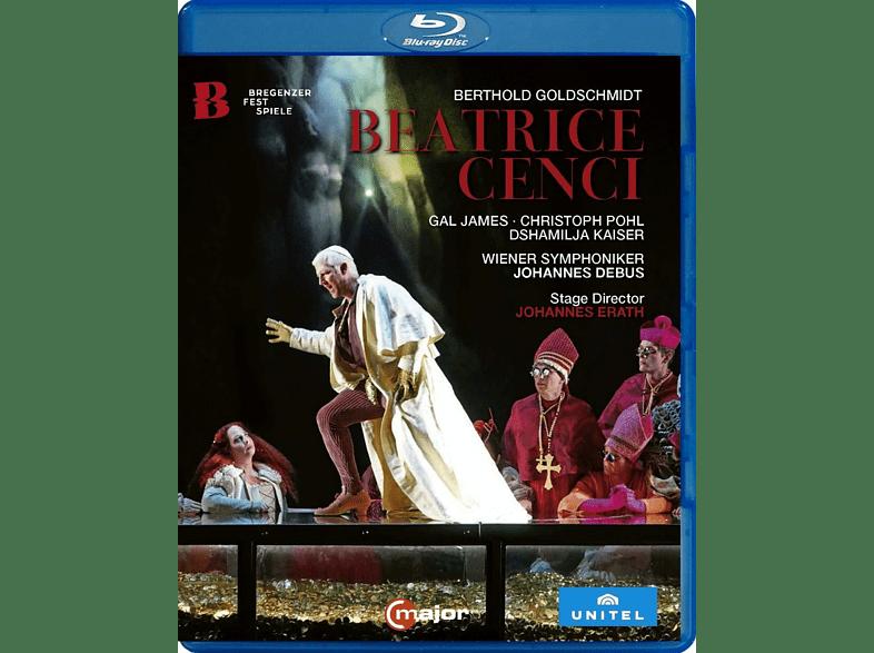 Gal/debus/wiener Symphoniker James - Beatrice Cenci [Blu-ray] [Blu-ray]