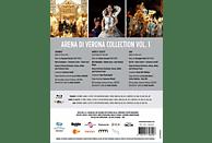 VARIOUS - Arena di Verona Collection,Vol.1 [Blu-ray] [Blu-ray]