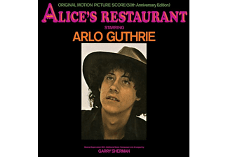 Arlo Guthrie - Alice's Restaurant:Original MGM Motion Picture Sou  - (CD)