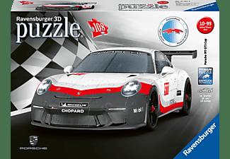 RAVENSBURGER Porsche 911 GT3 Cup 3D Puzzle Mehrfarbig