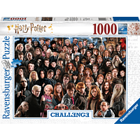 RAVENSBURGER Harry Potter 1000 Teile, Mehrfarbig