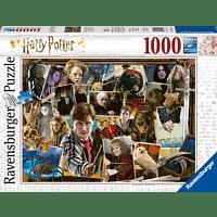 RAVENSBURGER Harry Potter gegen Voldemort Puzzle Mehrfarbig