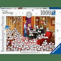 RAVENSBURGER 101 Dalmatiner Puzzle Mehrfarbig