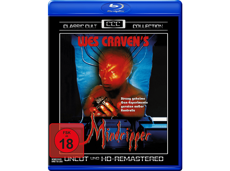 Wes Cravens Mindripper [Blu-ray]