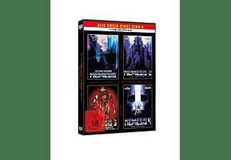 Nemesis Teil I-IV DVD