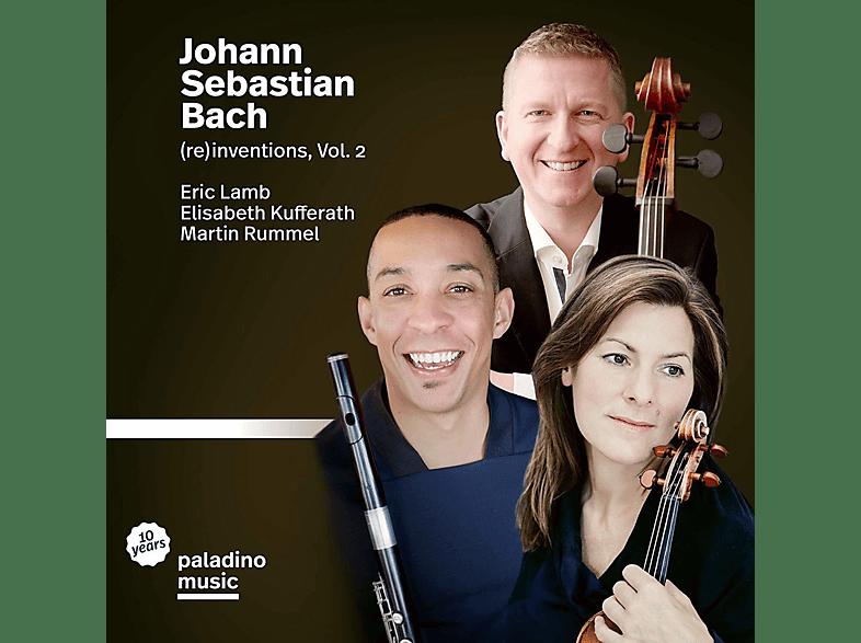 Ensemble Paladino - Bach (re)inventions Vol.2 [CD]