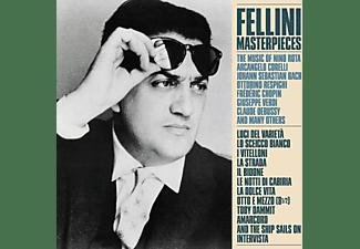 VARIOUS - Fellini Masterpieces  - (CD)