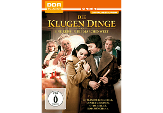 Die klugen Dinge DVD