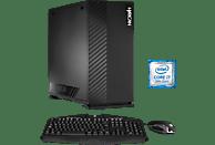 HYRICAN ALPHA 6375, Gaming PC mit Core™ i7 Prozessor, 32 GB RAM, 480 GB SSD, 1 TB HDD, Geforce® RTX 2070, 8 GB