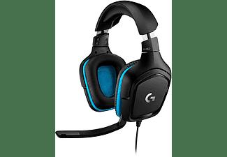 LOGITECH Gaming Headset G432 Schwarz (981-000770)