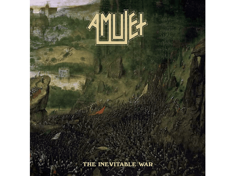 Amulet - THE INEVITABLE WAR (BLACK VINYL) [Vinyl]