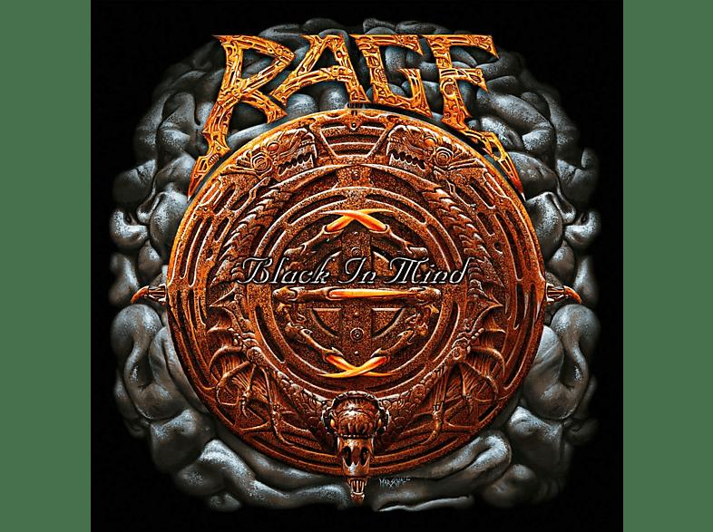 Rage - BLACK IN MIND (BLACK DOUBLE VINYL) [Vinyl]