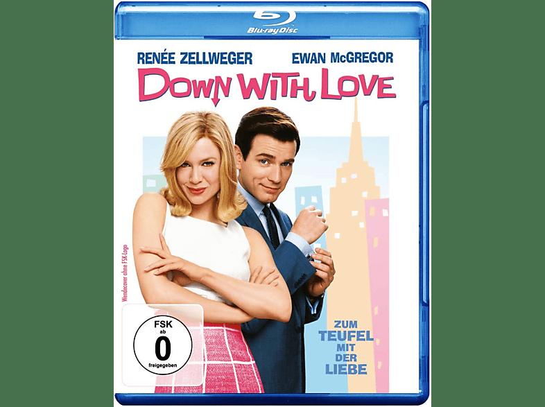 Down With Love-Zum Teufel Mit Der Liebe (Bluray) [Blu-ray]