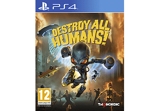 PS4 - Destroy All Humans! /F